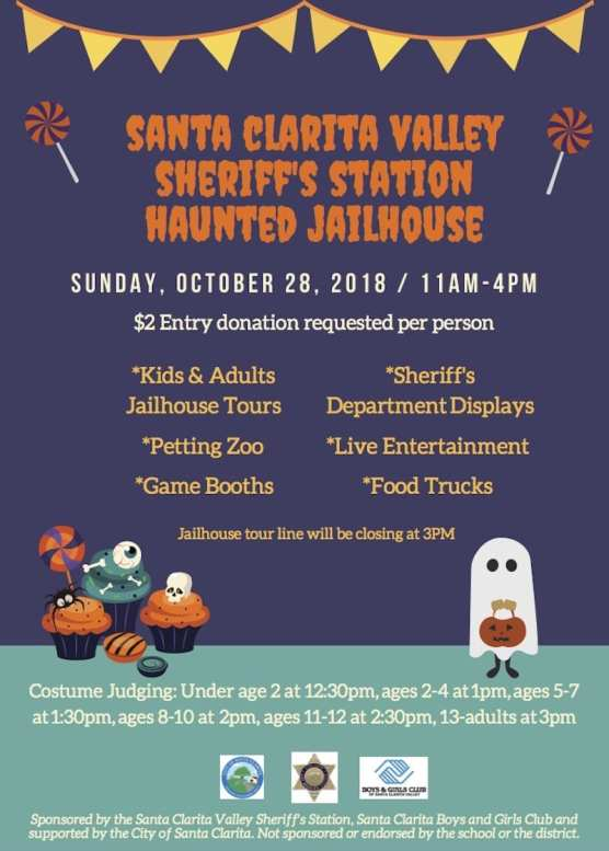 SCV Sheriff's Station Haunted Jailhouse