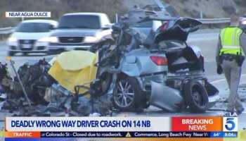 3 Dead in Palmdale Crash