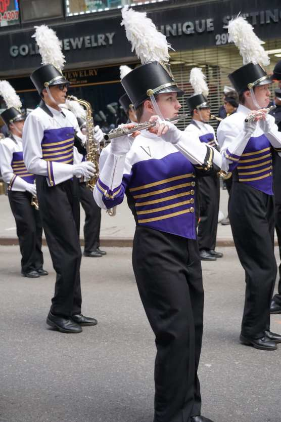 Valencia High School Band