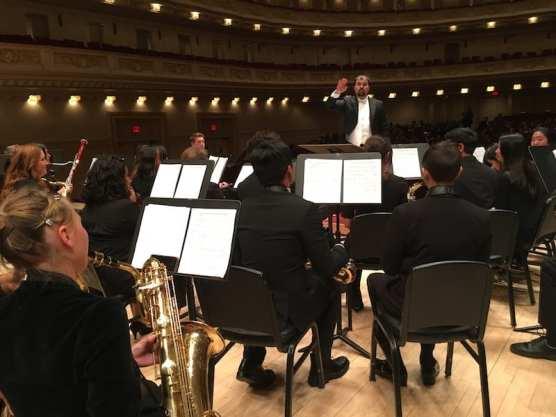 Vikings at Carnegie Hall