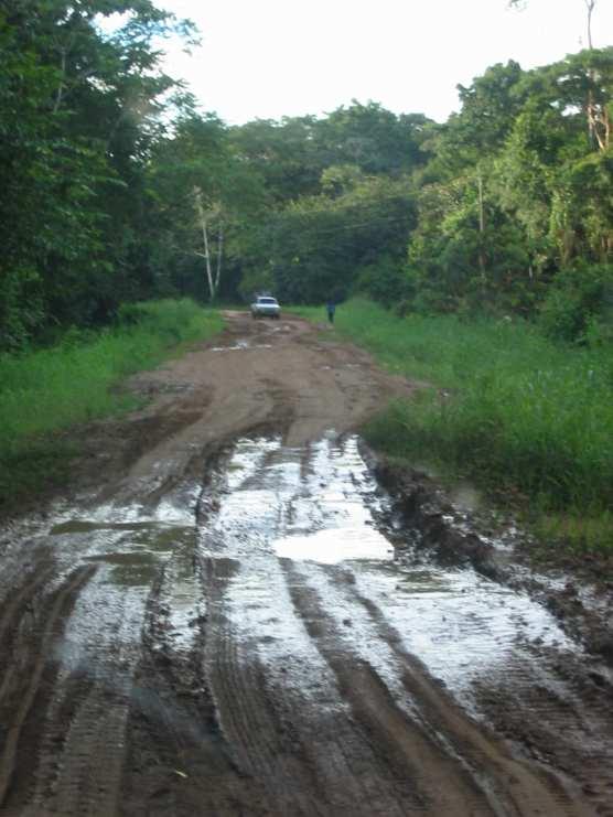road to panama