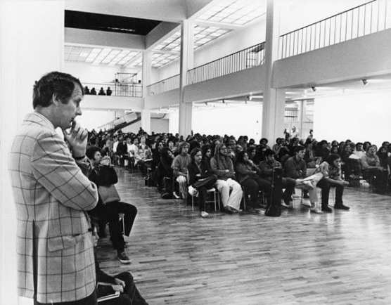 calarts convocation 1971