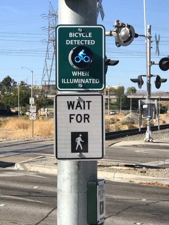 Bicycle Detected