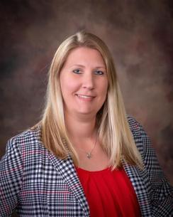 Sheri Staszewski, Newhall School District's new assistant superintendent, business services