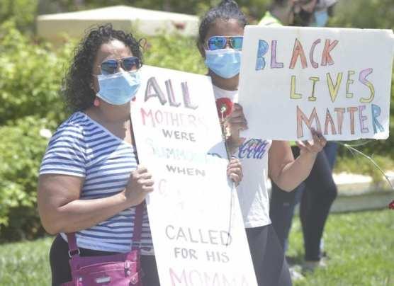 SCV Protest