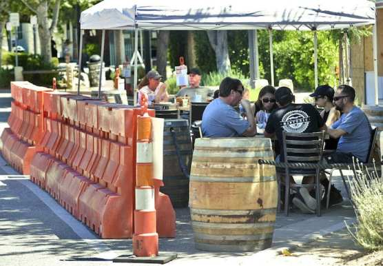 Main Street Closure/Outdoor Dining