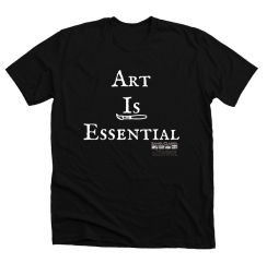 Art Is Essential Fundraiser