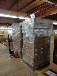 CSUN Surface Wipes Shipment