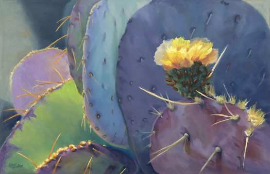 Desert Jewel by Sandy Fisher