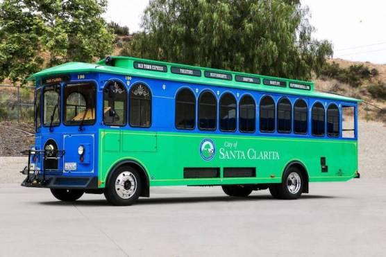 Santa Clarita Trolley
