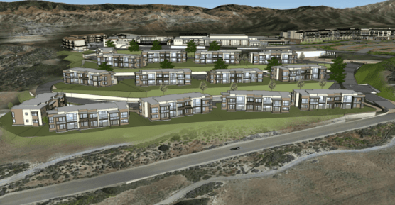 Proposed Sand Canyon Resort