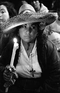 Carolina Franco, farmworkers