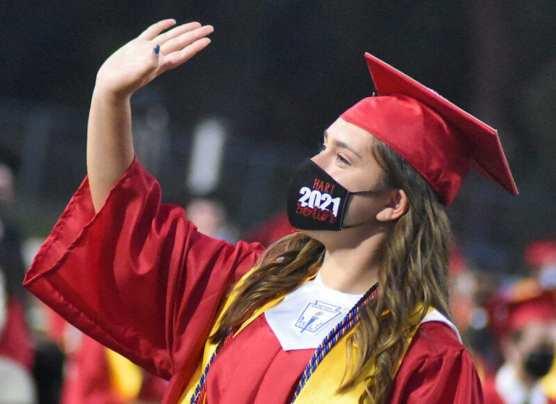 2021 graduate Olivia Lopez