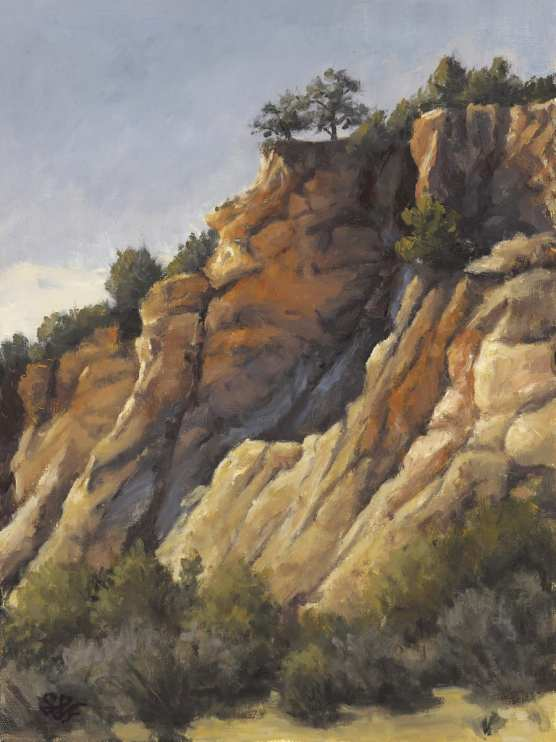Sandy Fisher's Prelude to Zion