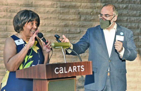 Valerie Bradford and Ravi Rajan