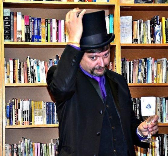 glendalf the magician