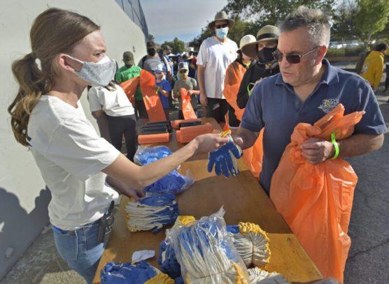 Environmental Services Staff member Lindsay Schmandt Pic 5
