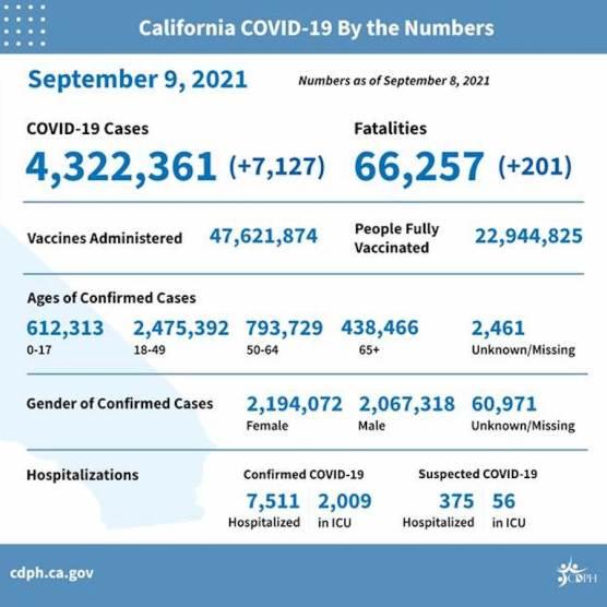 CA COVID-19