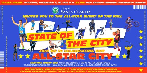 City Announces Tickets On Sale for Nov. 4 State of the City Event