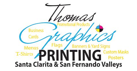 Full Service Printing Services | Thomas Graphics SCV & SFV