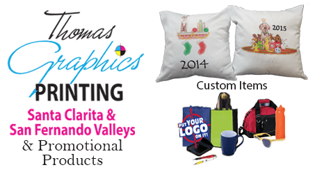 Specialty Items at Thomas Graphics