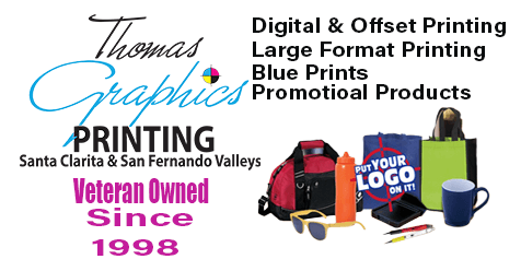 Promotional Products & Printing | Thomas Graphics