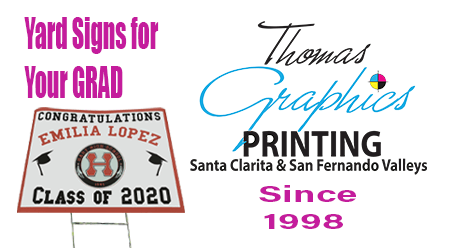 Yard Signs For Your Grad and More | Thomas Graphics Printing