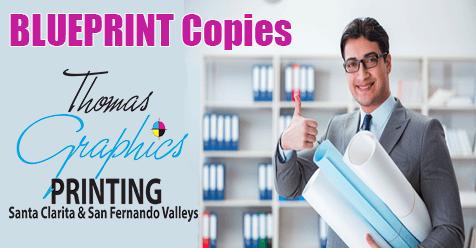Blueprint Copies & All Printing Needs | Thomas Graphics