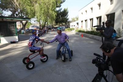 Cyclist Timmy Doogan Visits Boys and Girls Club23