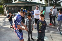 Cyclist Timmy Doogan Visits Boys and Girls Club27