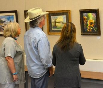 Artist Reception 5/7/2014