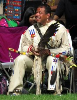 Descendant of Standing Bear