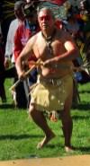 Dennis Garcia, local Tataviam tribe & Chumash educator