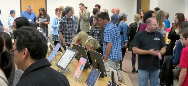 Young Authors & Artists Showcase