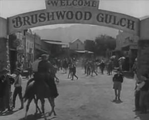 Placerita Canyon's Monogram Ranch is Brushwood Gulch