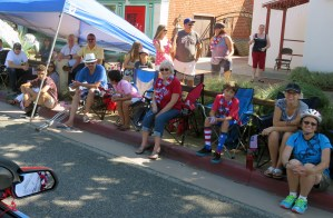 2015 SCV Fourth of July Parade Inside-Out