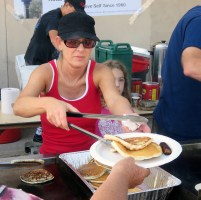 PHOTO GALLERY: Rotary Club Pancake Breakfast 7-4-2015