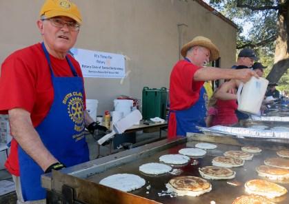 PHOTO GALLERY: Rotary Club Pancake Breakfast 7-4-2015