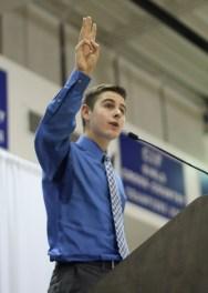 Drake Huogo: Saugus was the SCV's third comprehensive high school