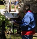 Artists' Day at Rancho Camulos 5-14-2016
