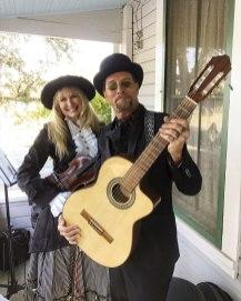 Beth Shemely and Marc Cornelius