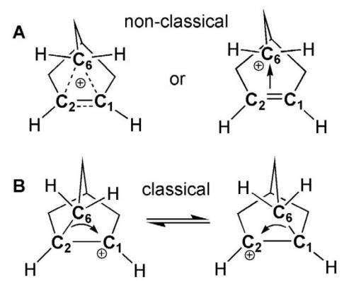 German scientists solve nonclassical 2-norbornyl
