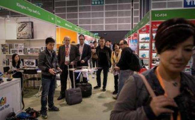 Toymakers Target Kidults At High Tech Hong Kong Fair