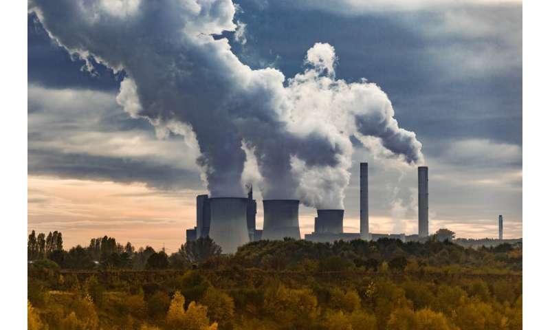 air pollution may be