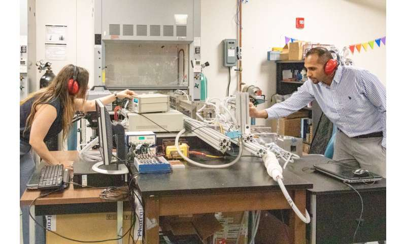UCF researchers discover mechanisms for the cause of the Big Bang