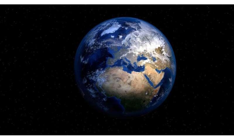 Monash University: earth