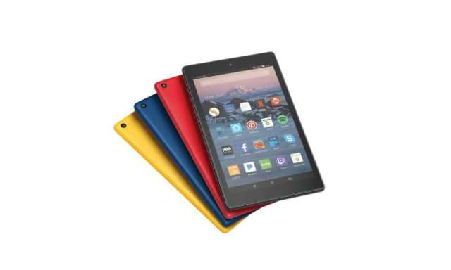 Amazon launches 3 upgraded tablets: 'All new' Fire HD 8, Fire HD 8 Plus and Kids Edition