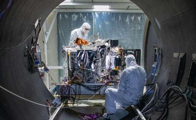 Nasa Ocean Ecosystem Mission Preparing To Make Waves