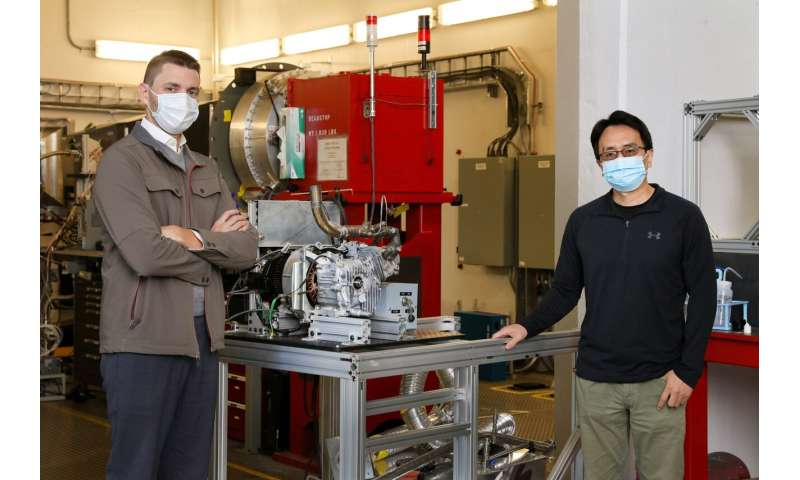 New engine capability accelerates advanced vehicle research
