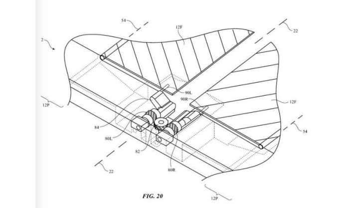 Conversa sobre patentes: Apple dobrável sem vinco acende esperanças de novos telefones